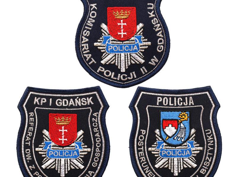 Nowe naszywki policyjne od HaftProjekt